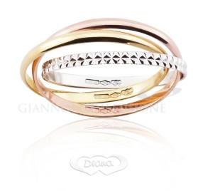 803321732720 AG Anelli intrecciati in argento €29.90