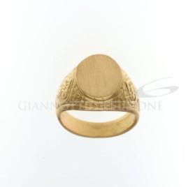 803321715381 Anello a scudo gr 17 €689,00