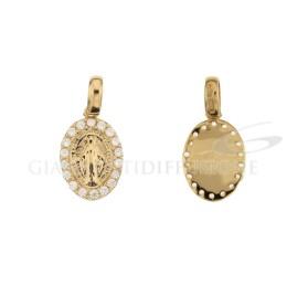 803321714711 Medaglia con Madonna Miracolosa GR 1.10 €48,00