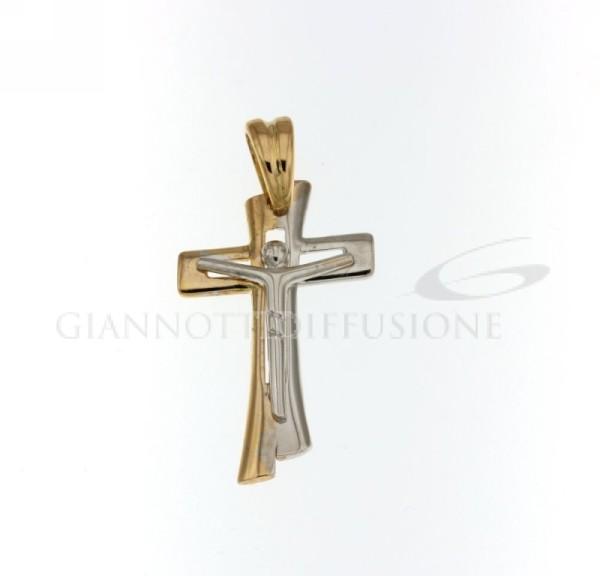 803321714603 Croce a lastra traforata con Cristo gr5,30 € 255,00