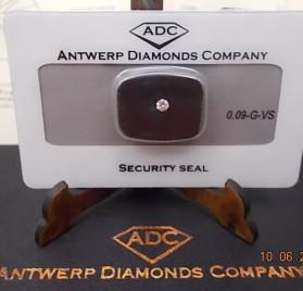 GIOIELLERIAVERDERAME-ANTWERP-DIAMONDS-CT009-G-VS-19500-SPEDIZIONE-GRATIS-261219258895
