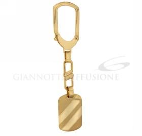 803321718076 Portachiavi in oro giallo gr 17 € 799,00